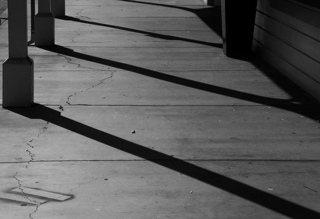 O peso da sombra